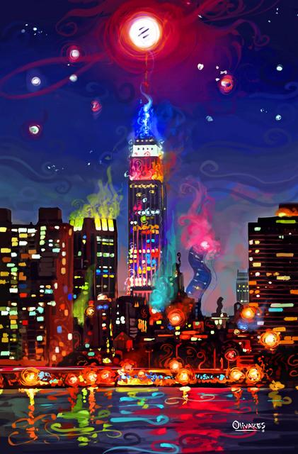 , 'New York - New York,' 2018, DATG Concept