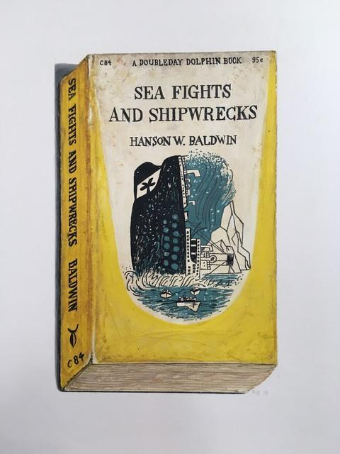 , 'Sea Fights and Shipwrecks,' 2018, Albert Merola Gallery