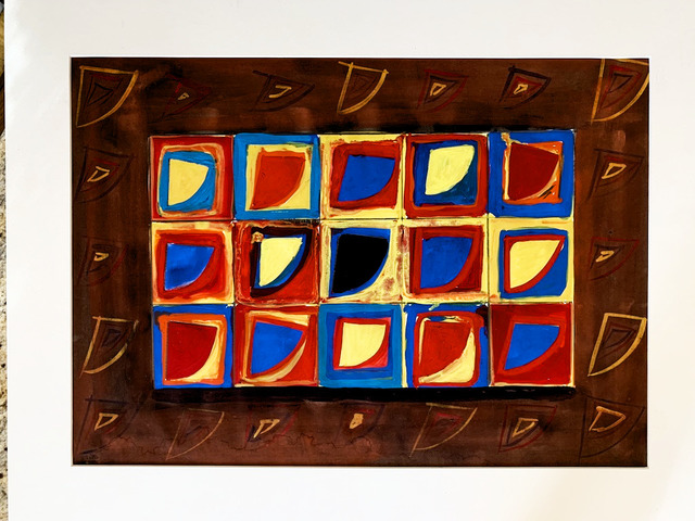 , 'Untitled Gouache,' , Fairhead Fine Art Limited