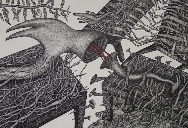 , 'DISAPPEARENCE VII,' 2017, Saskia Fernando Gallery