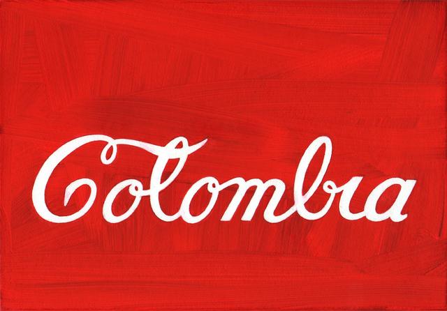 """, 'Formalizing their concept: Antonio Caro's """"Colombia"""",' 2016, Josée Bienvenu"""