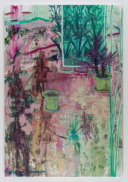 , 'Plant Pots in House D D 棚的盆栽,' 2018, Over the Influence