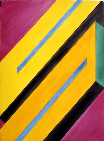 , 'Sans titre (Aquarelle n°40),' 1991, GALERIE GEORGES-PHILIPPE ET NATHALIE VALLOIS