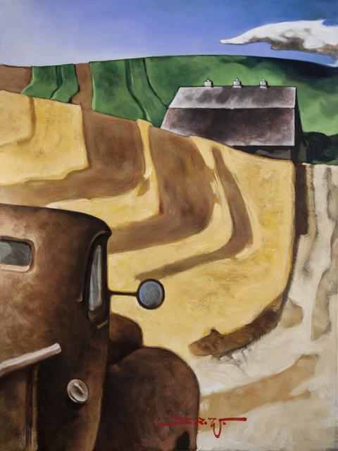 , 'Spring Harvest,' 2017, Patricia Rovzar Gallery