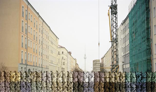 , 'Benauer Strasse,' 2012, KLOMPCHING GALLERY