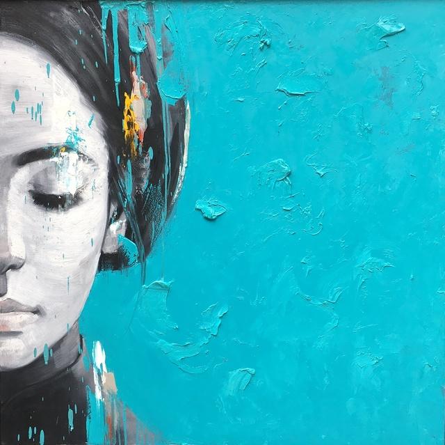 , 'A Glance,' 2019, ArtBlue Studio