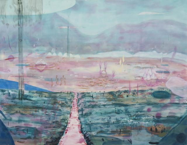 , 'Blue Stage,' 2016, Tomio Koyama Gallery