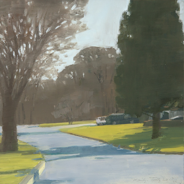 , 'Sunny Day Before Snow,' , Dowling Walsh