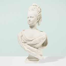 Bust of Marie Adelaide Clotilde Xaviere