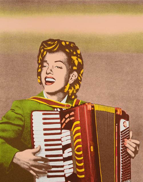 , 'Pink Lady,' 1970, Gagosian