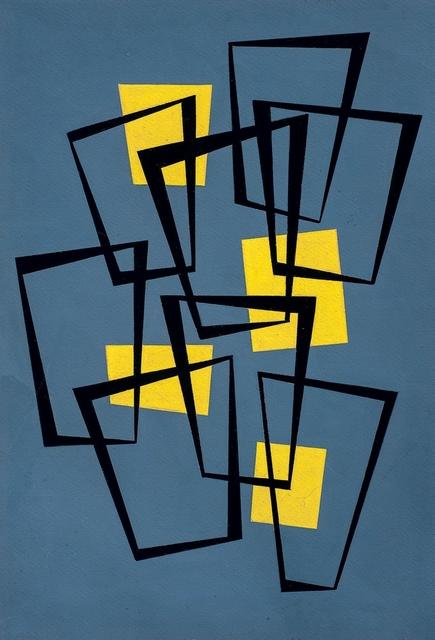 , 'V.N.A. Trapecios,' 1957, Galería de las Misiones