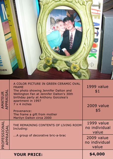 Jennifer Dalton, 'The Reappraisal (#5249164)', 2009, Winkleman Gallery