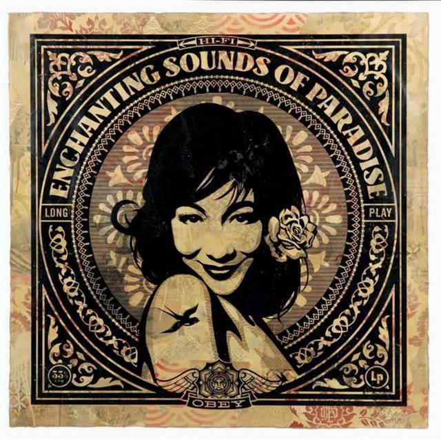 Shepard Fairey (OBEY), 'Enchanting Sounds', 2011, Hang-Up Gallery