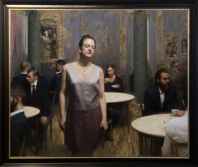 , 'Ruset,' 2017, ARCADIA CONTEMPORARY