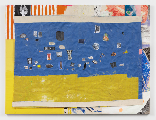 , 'Orion Tonight,' 2018, Rachel Uffner Gallery