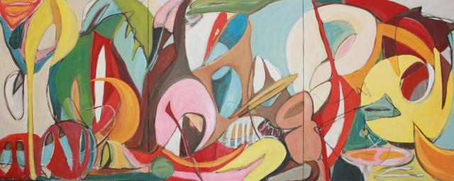 , 'Fantasia,' 2012, W.Ming Art