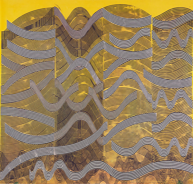 , 'Inner City,' 1993, Luhring Augustine
