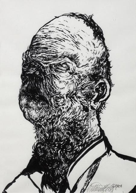 Willehad Eilers, 'Fleischgesicht 02', 2011, Coleccion SOLO