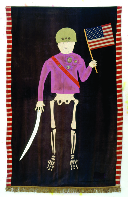 Louise Kruger, 'Untitled (Soldier)', c.  1969, Bookstein Projects