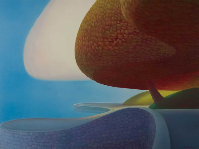 , 'Cloud,' 2018, Ian Tan Gallery