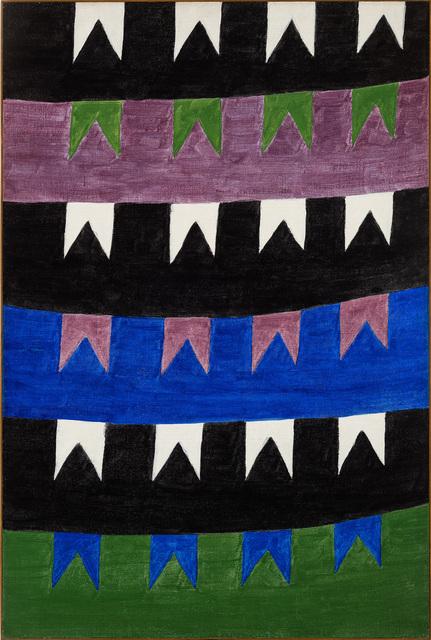 , 'Untitled,' ca. 1960, Pinakotheke Cultural