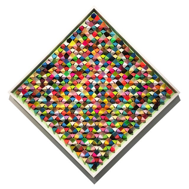 , 'Untitled (diamonds),' 2018, CORDESA