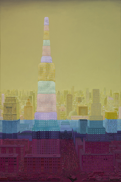 , 'Metropolis No.2,' 2015, Kwai Fung Hin