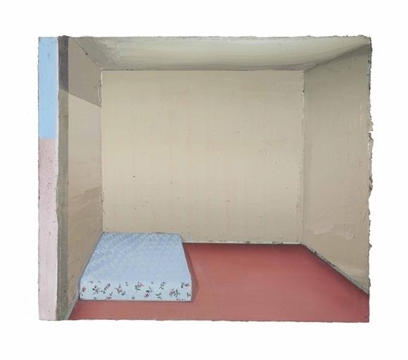 Matthias Weischer, 'Matratze', Christie's