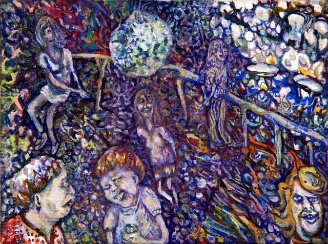 Paloma Ariston, 'Disco Nightclub Nº5', 2014, Painting, ECCO - Espaço Cultural Contemporâneo