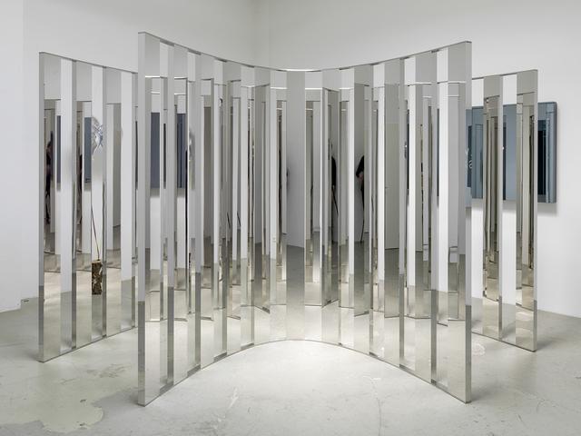 , 'Parallel Mirrors,' 2015, KÖNIG GALERIE