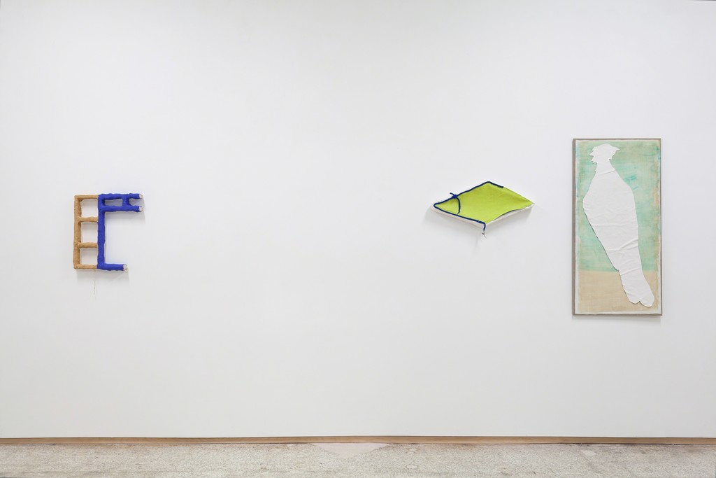 Installation view of Jamilah Sabur: The Rhetoric of the Living at Emerson Dorsch through April 6, 2018.