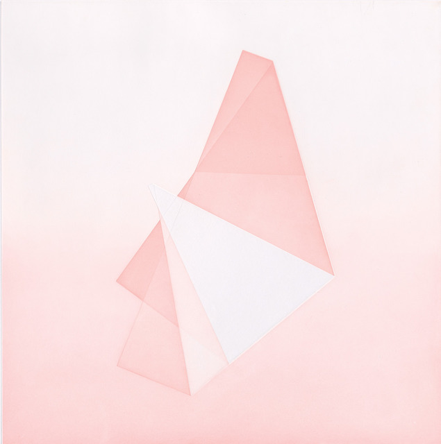 , 'SEQUENT II (b),' 2013, Crown Point Press