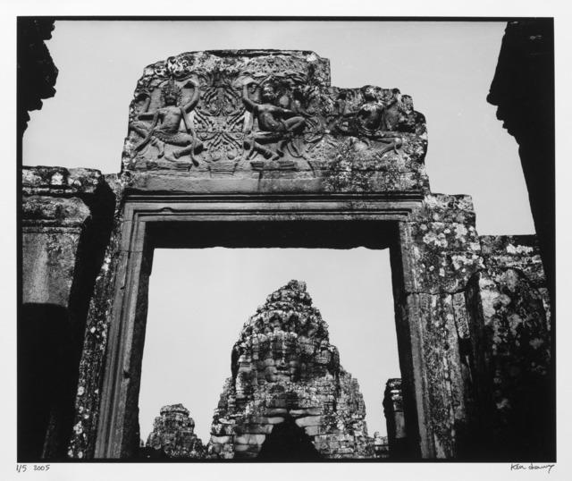 Ken Damy, 'Rovine di Angkor', 2005, Il Ponte