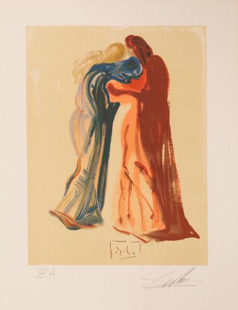 Salvador Dalí, 'A Group of Five Works', Print, Lithographs, Hindman