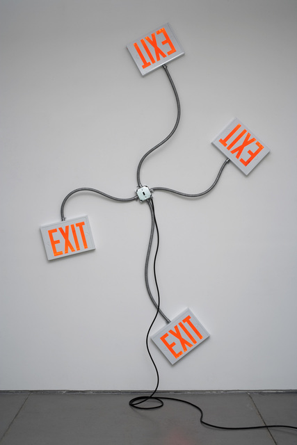 , 'Exit,' 2008, Spencer Brownstone Gallery