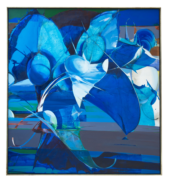 , 'Blue Cluster,' 1975, FRED.GIAMPIETRO Gallery