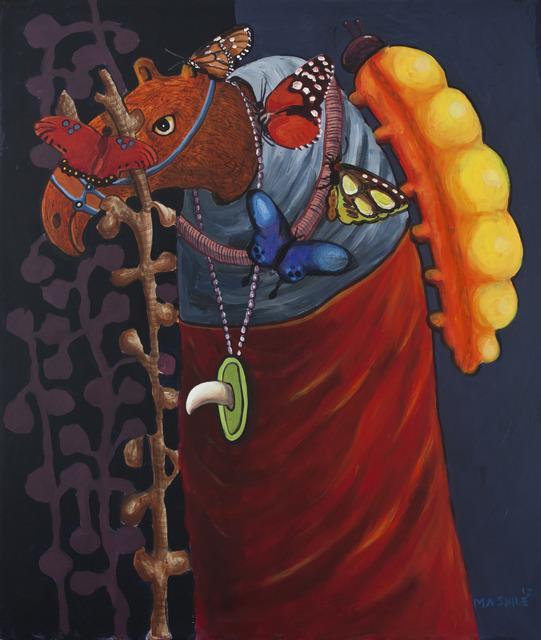 , 'Phaparati,' 2013, SMAC ART GALLERY