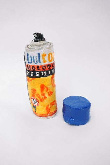 Rose Eken, 'Beltom Spray Can (Blue)', 2015, V1 Gallery
