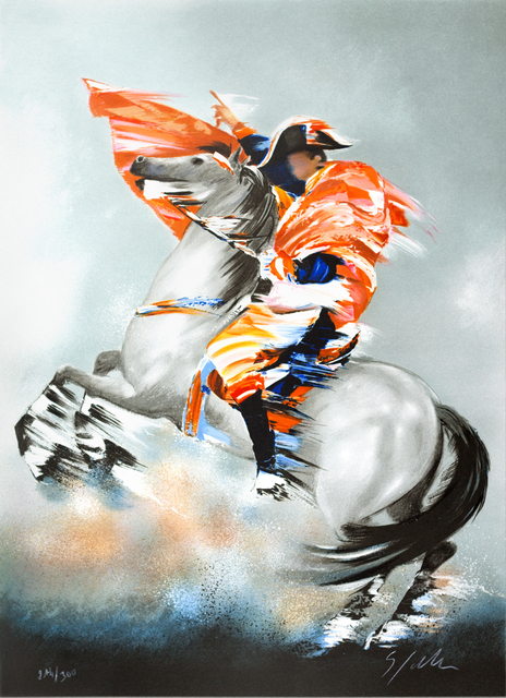 Victor Spahn, 'Bonaparte', 2007, Art Lithographies