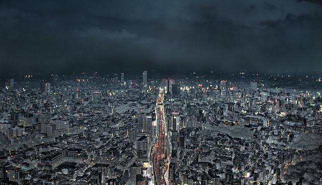 , 'Tokyo View #2,' 2009, Galerie Anhava