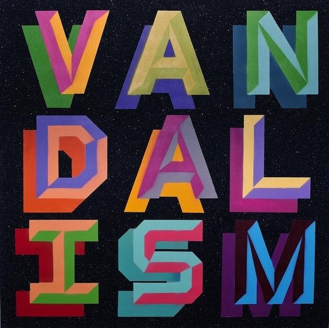 , 'Vandalism,' 2014, Jealous Gallery