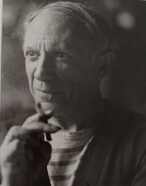 Robert Capa, 'Picasso', 1948, The Halsted Gallery