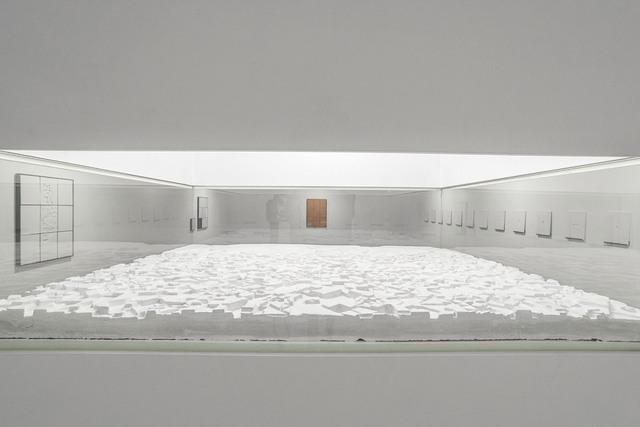, 'Paysage plâtre,' 2014, Voice Gallery