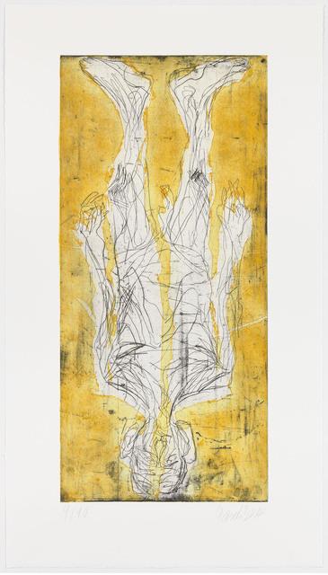 , 'Ohne Hose in Avignon IV,' 2014, Gagosian