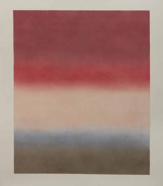 , 'Gradient X,' 2014, Vasari