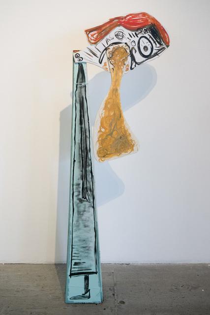 , 'Barf,' 2018, Gallery 16