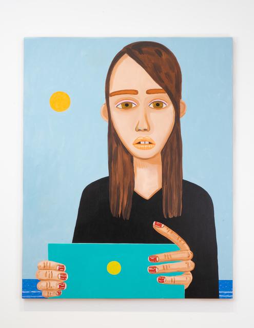 , 'On Dry Land,' 2018, Anton Kern Gallery