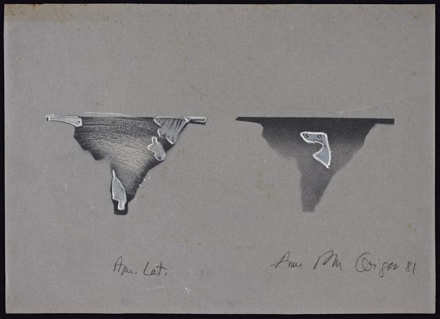 , 'America Latina,' 1981, Henrique Faria Fine Art