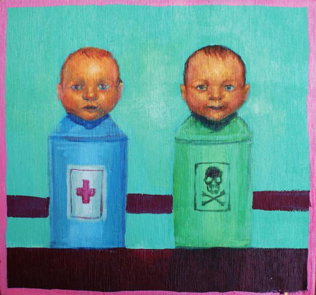, 'Elección,' 2011, neebex