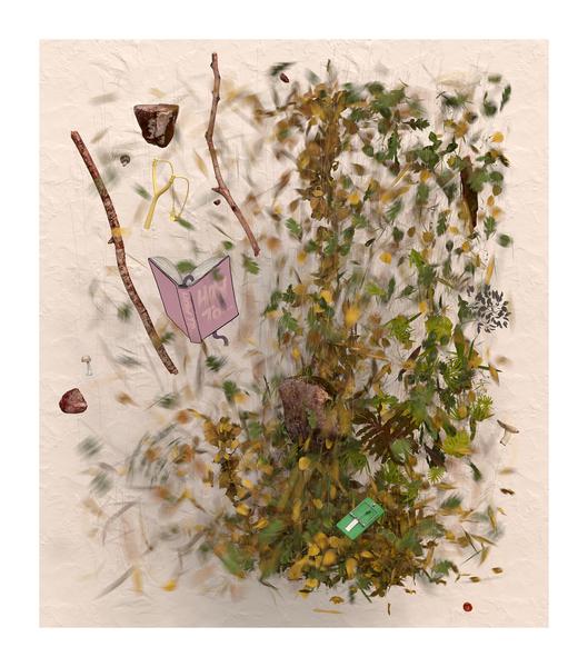 , 'Immer immer immer weitergehen,' 2017, Galerie Reinhard Hauff